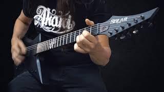 SOLAR Guitars E2.6