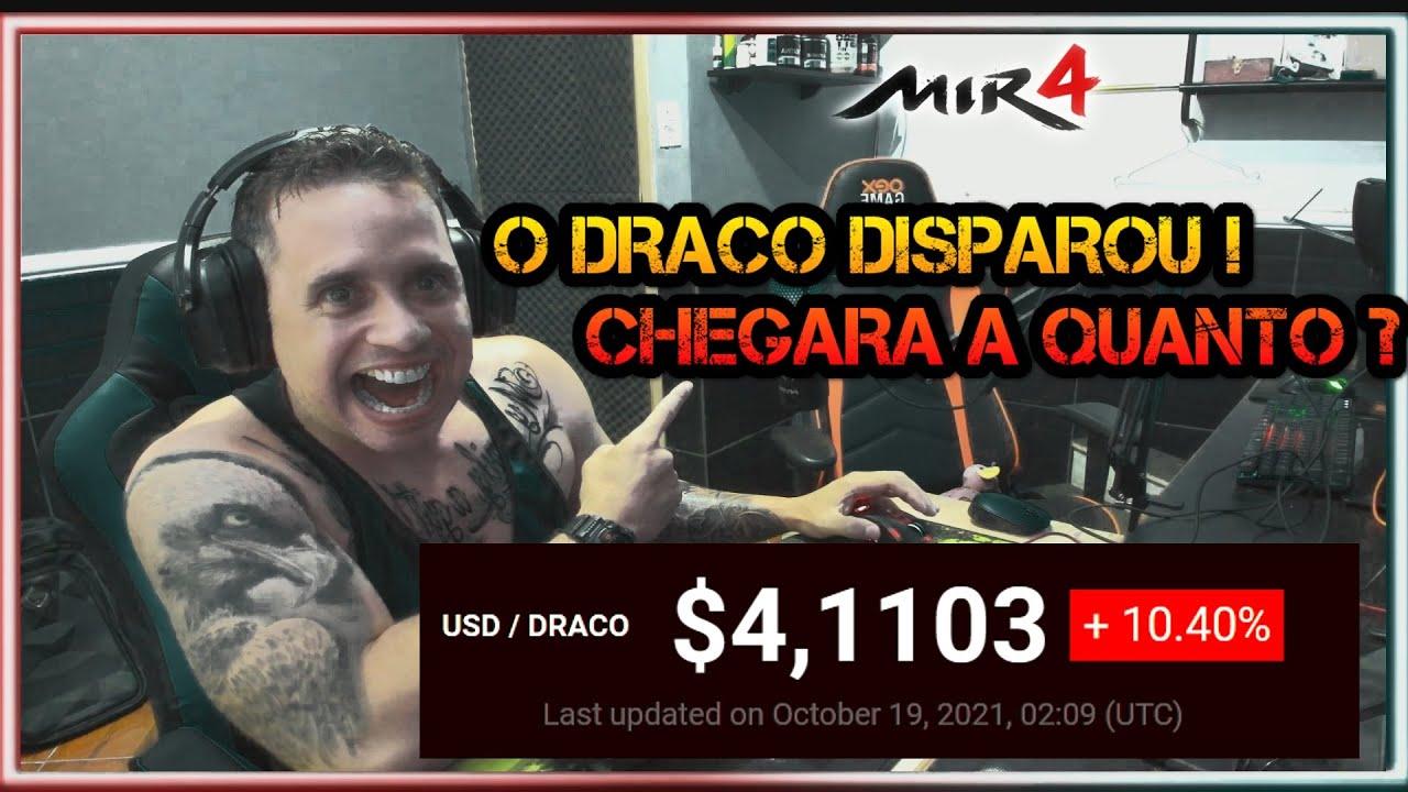 Download O DRACO PODE DISPARAR  !! FIQUE POR DENTRO E ACOMPANHE AS MUDANÇAS  - MIR4 NFT MMORPG $$$