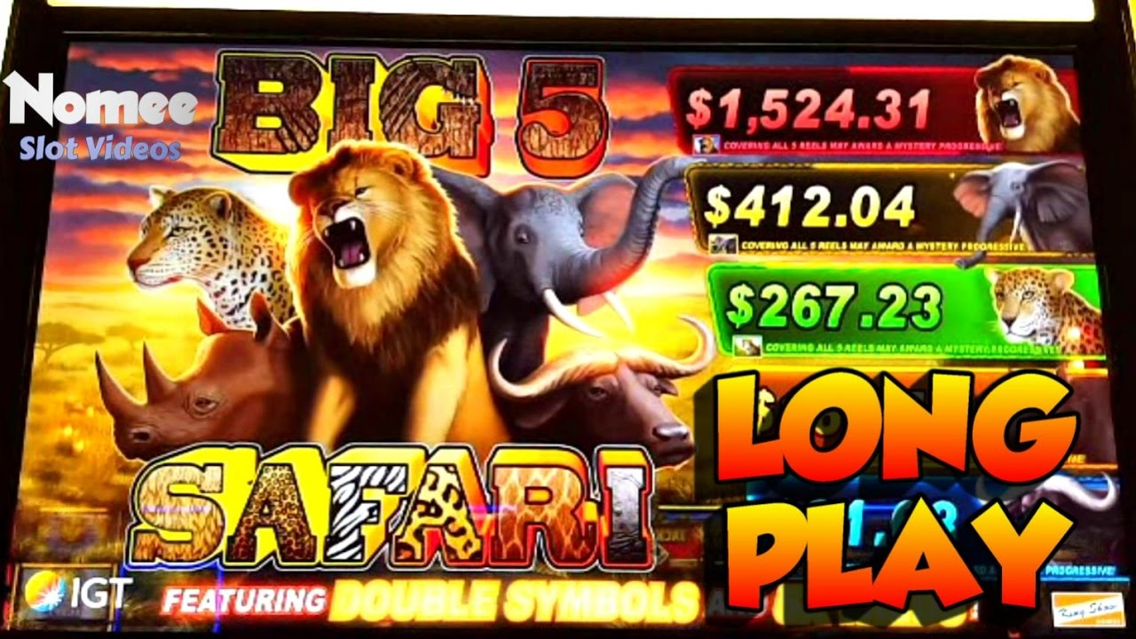 Free Slots.Com Tropical Safari