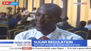 Stakeholders in the Sugar Industry explores ideas on how to revive sugar economy
