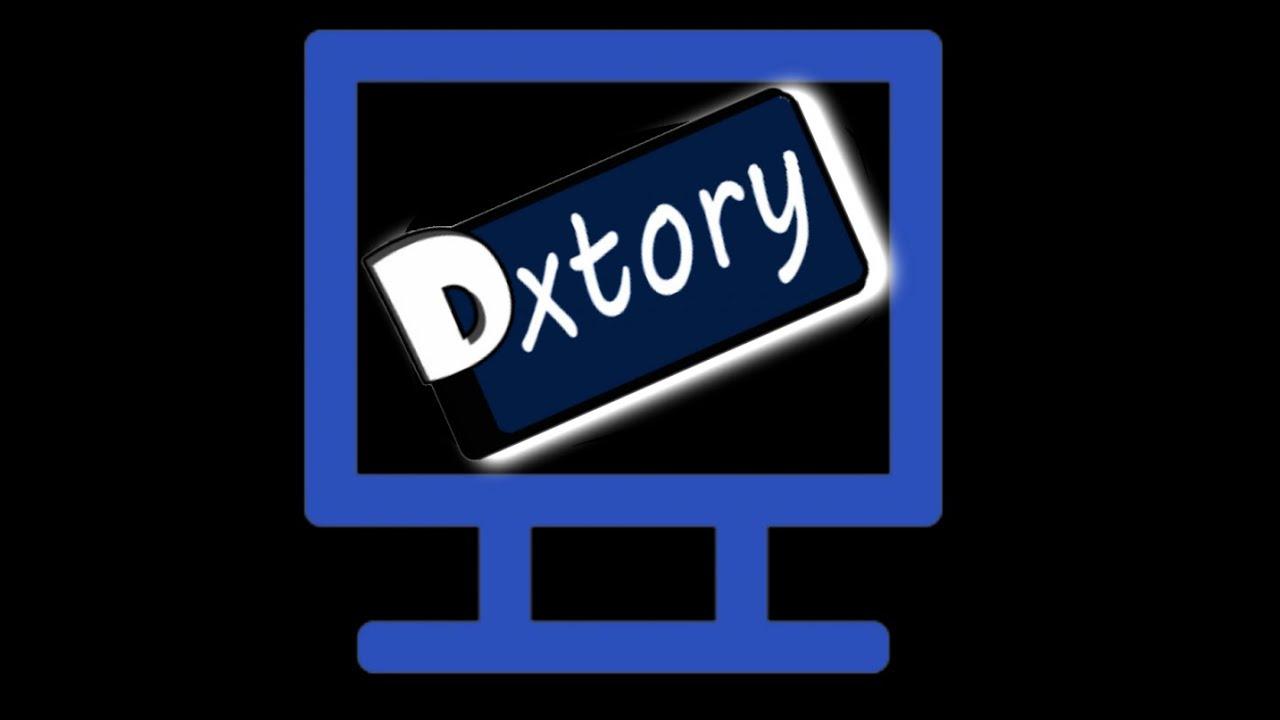 dxtory screen capture