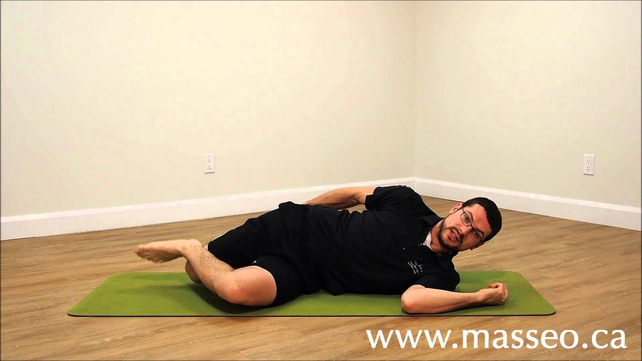 Download 26 - Masseo - Étirement du T.F.L (Tenseur du fascia lata) et des Quadriceps