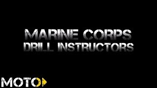 Marine Corps Drill Instructors Marching Cadence