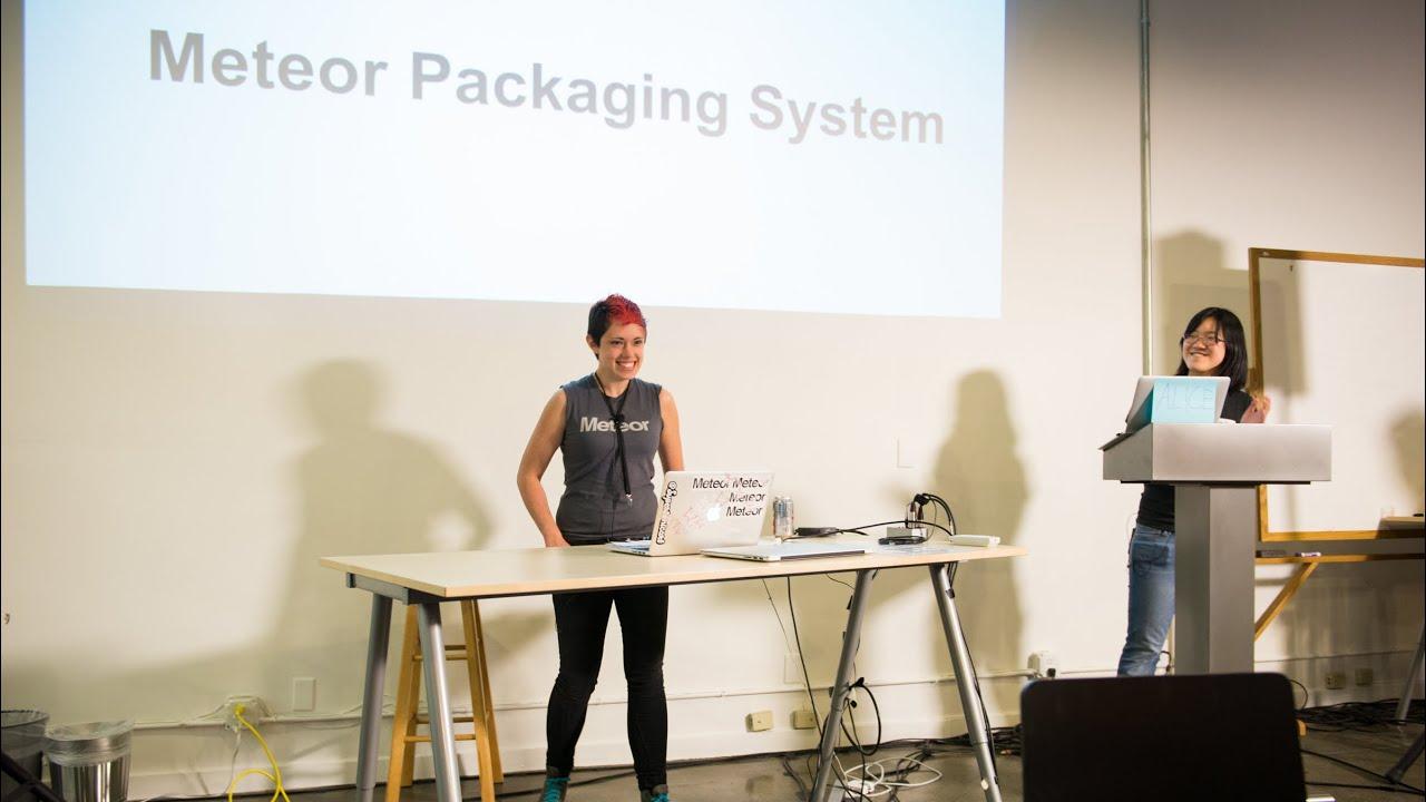 Ekate Kuznetsova: Meteor packaging system -- March Devshop SF