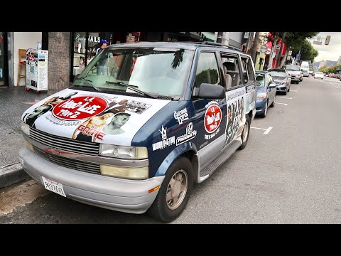 LA Hood Life Van Tour - Compton & South Central Los Angeles / Hip Hop History Locations and MORE