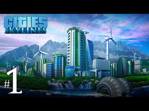 Cities Skylines  บริหารเมืองด้วยงบ 7 แสน!! 1