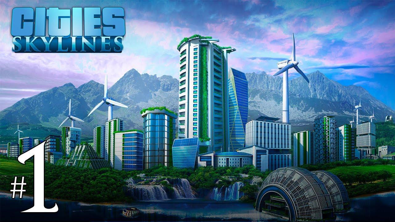 Cities Skylines - บริหารเมืองด้วยงบ 7 แสน!! #1