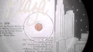 "Funk Deluxe -- I Surrender (12"" *Breakmix)"