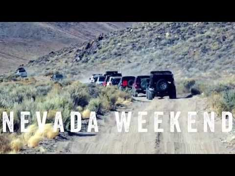 Overland Bound Nevada Weekend Teaser