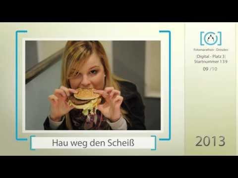 3. Platz Digital 2013 - 3. Fotomarathon-Dresden.de