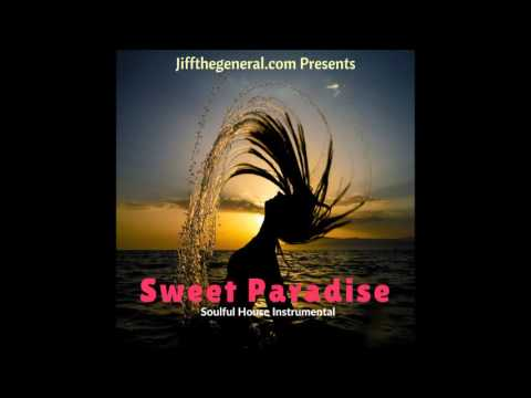 Sweet Paradise - Black Coffee Type Beat  Soulful House Instrumental