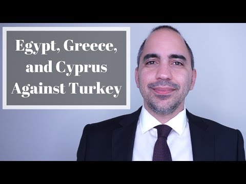Egypt, Greece, and Cyprus in Trilateral Alliance Against Turkey