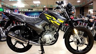YAMAHA YBR125G 2019 LIMITED EDITION DISCUSSION REVIEW ON PK BIKES