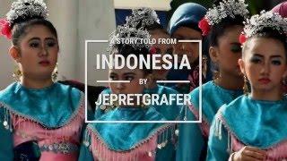 """Tari Kreasi """"Bersujud"""" - Sanggar Seni Nuansa, Banjarmasin, Kalimantan Selatan"""