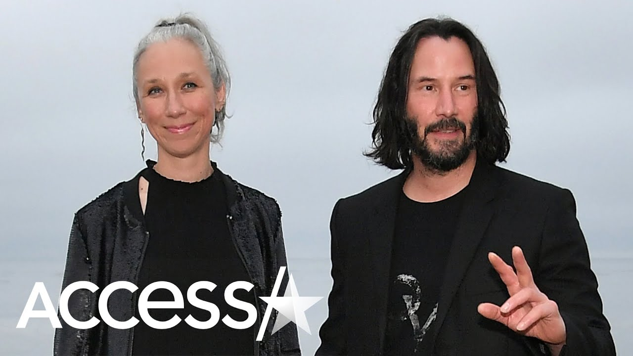 Keanu Reeves and His Girlfriend Alexandra Grant Have Been ...