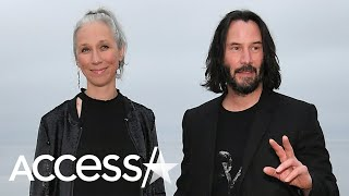 Who Is Keanu Reeves' Longtime Friend Alexandra Grant? Everything We Know About Her