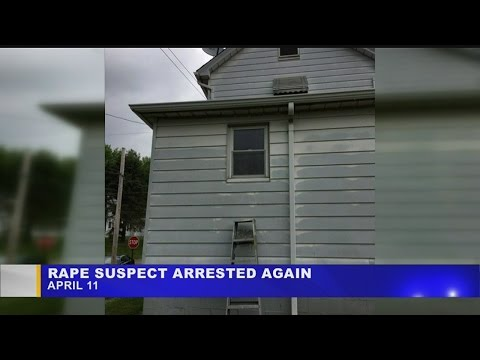 Struthers Police: Man accused of breaking into home of assault victim