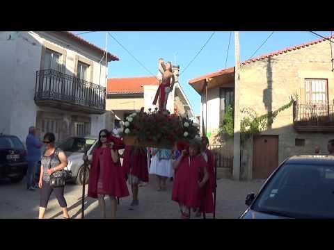 Larinho, 26 Agosto 2018. - Festas Sta. Luzia. - Procissão.