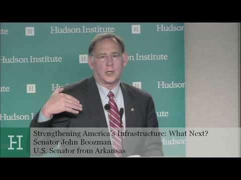 Strengthening America's Infrastructure: What Next?
