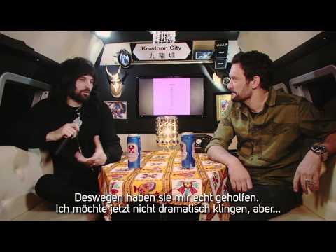 Sergio Pizzorno - Kasabian - Pocketsoul-Interview