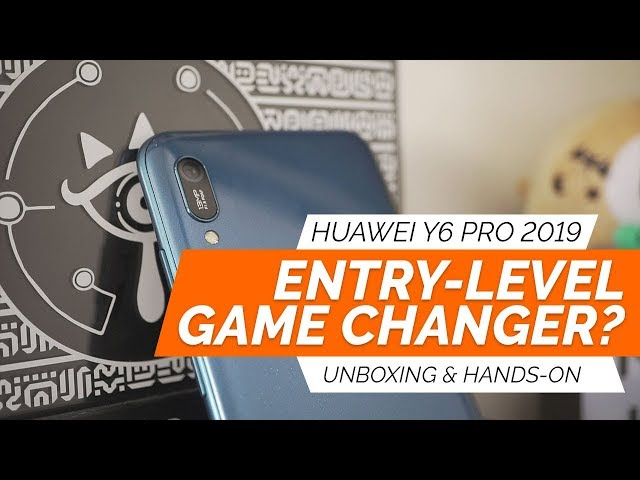 Huawei Announces Pre-orders for Y6 Pro 2019 and Y7 Pro 2019 | www