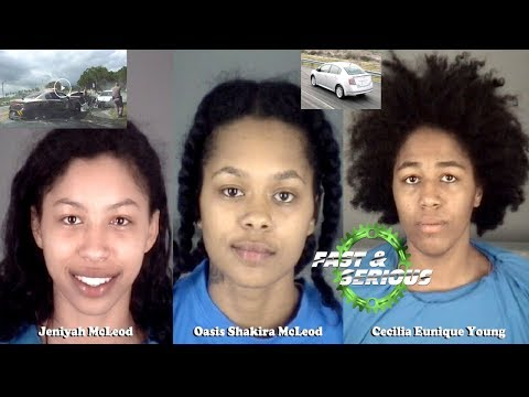 Anjali Queen B - Women Found Naked at Pasco County Rest Stop, Led Police on High Speed Chase