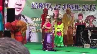 fashion show anak tk #2