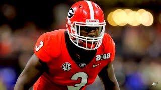 Best LB in College Football || Georgia LB Roquan Smith 2017 Highlights ᴴᴰ