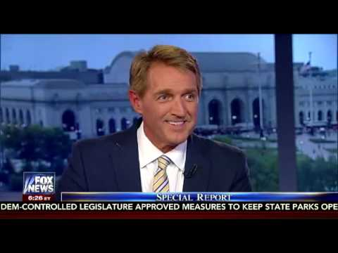 Sen. Jeff Flake on Special Report