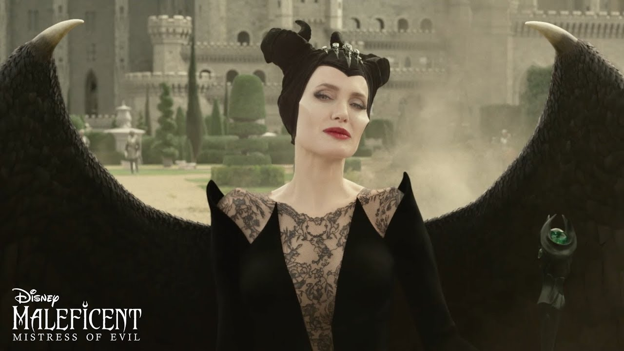 Disney S Maleficent Mistress Of Evil The Halloween Event Of The Year