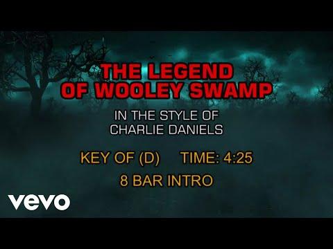 Charlie Daniels Band - Legend Of Wooley Swamp (Karaoke)