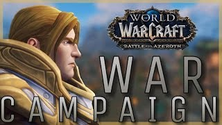 Alliance War Campaign - Next Step! | GOOD MORNING AZEROTH | World of Warcraft Battle For Azeroth