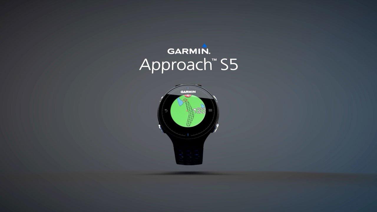 Garmin approach g5 gps review - Garmin Approach S5 Full Color Touchscreen Golf Gps Watch