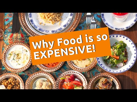 WHY IS FOOD SO EXPENSIVE IN NIGERIA?   #Survival
