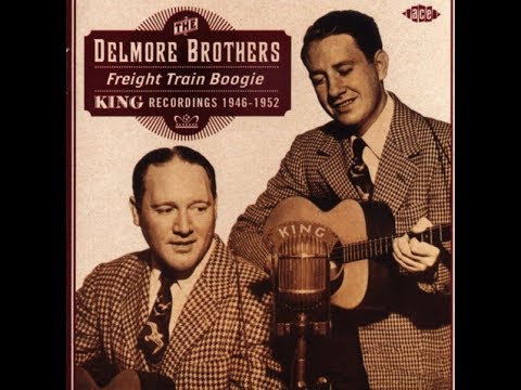 Delmore Brothers - Rounder's Blues 1947