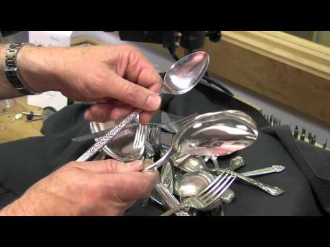 How Much Is Sterling Silver Flatware Worth?