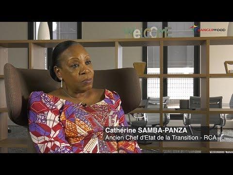 Entretiens Exclusifs avec S.E.Mme Catherine Samba-Panza