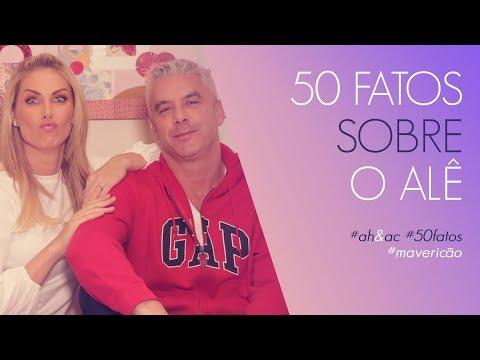 50 FATOS SOBRE O ALÊ CORREA  ANA HICKMANN