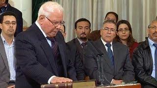 وزراء الحكومة التونسية الجدد يؤدون اليمين الدستورية