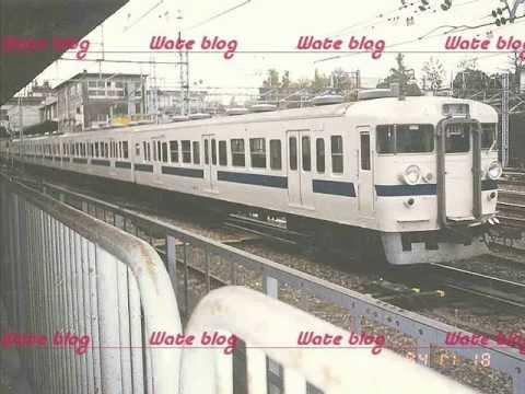 JR東日本401系のサウンドフォト(水戸線)《音質改善版》 - YouTube