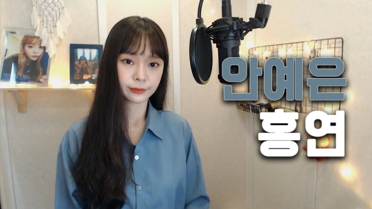 안예은 - 홍연 / COVER.배그나