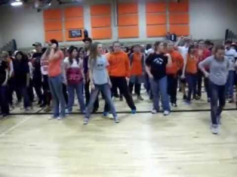 Jerome Middle School International Dance Day 2011 #7