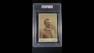 VAULT MARKETPLACE - 1890 John H. Ryder Cabinets Cy Young ROOKIE RC PSA 1.5(mk) PR