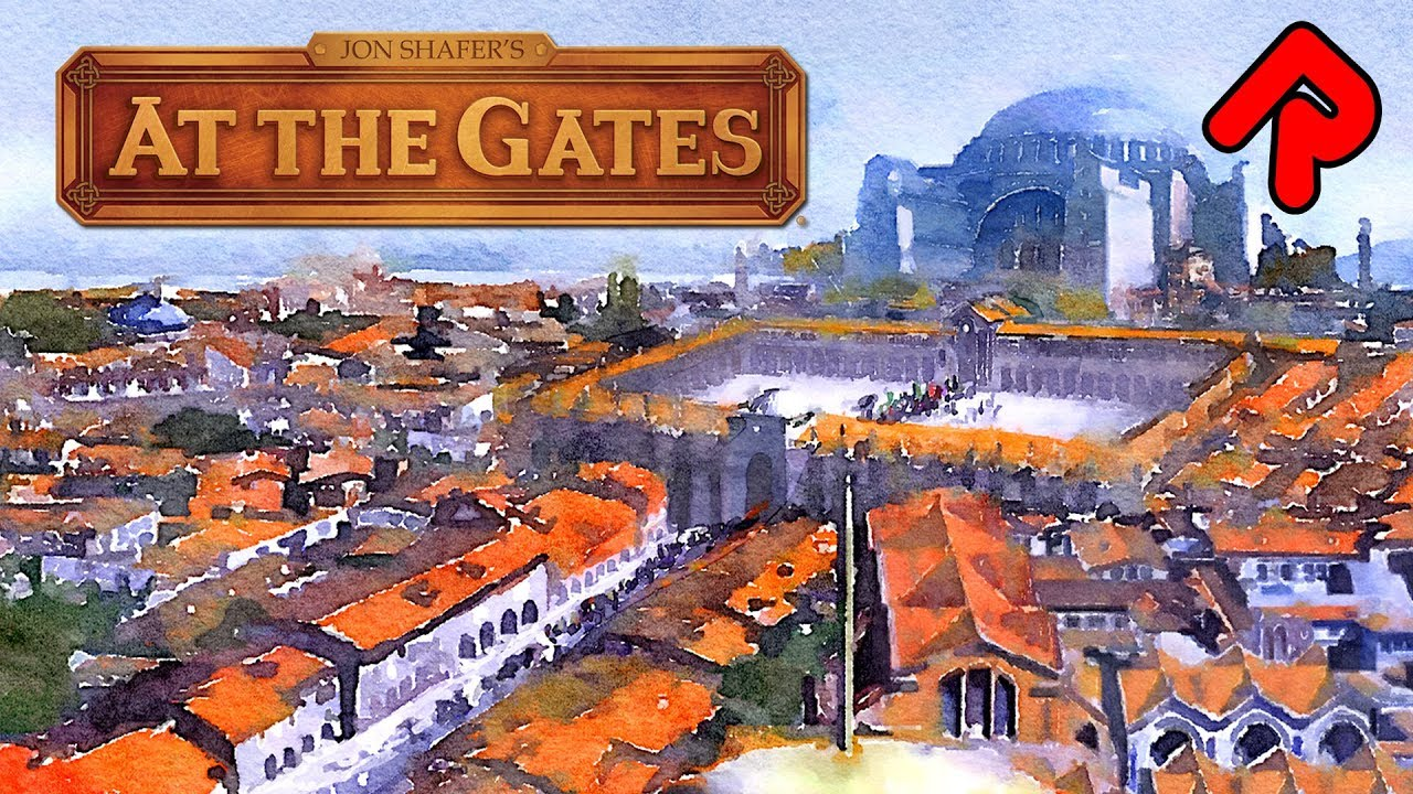 Absorbing 4X Roguelike From Civ 5 Designer! | Jon Shafer's AT THE GATES  gameplay (PC)