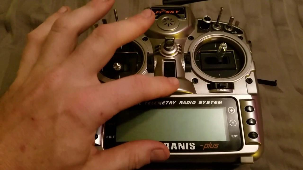 Taranis Plus speaker mod