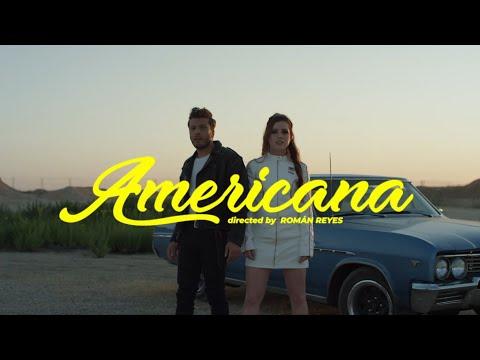 Смотреть клип Blas Cantó, Echosmith - Americana