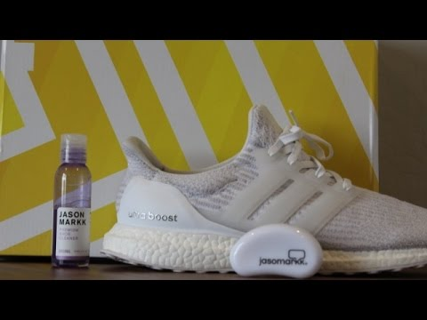 How To Clean Ultra Boosts With Jason Markk