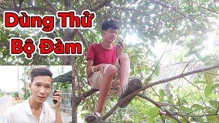 Lâm Vlog - Lần Đầu Dùng Thử Bộ Đàm và Cái Kết