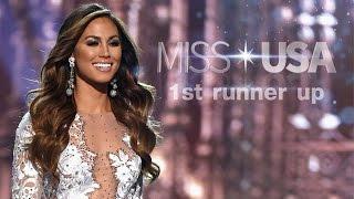 Miss USA 2016 -  1st runner up