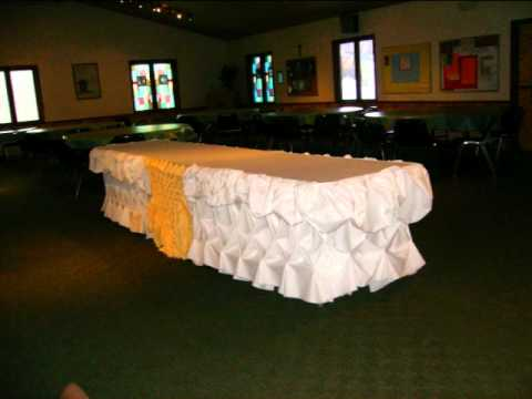 Table skirting by butler chef marciano youtube table skirting by butler chef marciano watchthetrailerfo